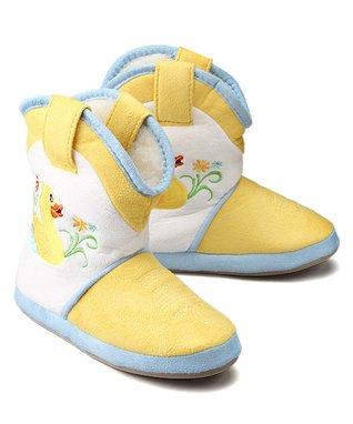 Cicciabella Rainy Day Duck Slipper Boot