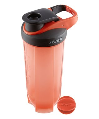Purple Mixfit Carabiner 28-Oz. Water Bottle