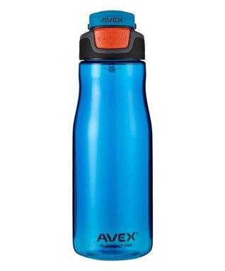 Blue Mixfit Carabiner 28-Oz. Water Bottle