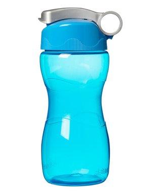 Blue Hourglass 16-Oz. Water Bottle