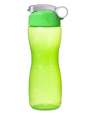 Green Hourglass 22-Oz. Water Bottle