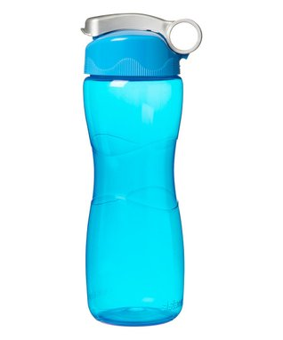 Blue Hourglass 22-Oz. Water Bottle