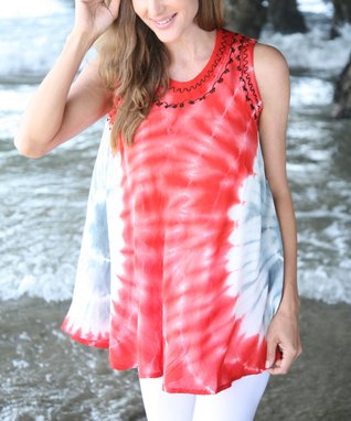 Sawyer Cove Pink Coral Clarise Dress