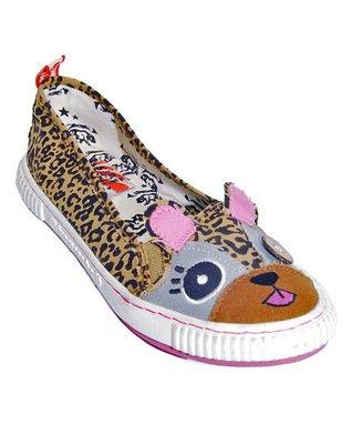 TigerBear Republik Leolita Sneaky Beast Slip-On Shoe