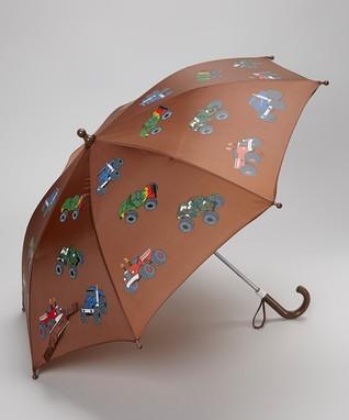 Foxfire Brown Monster Truck Umbrella