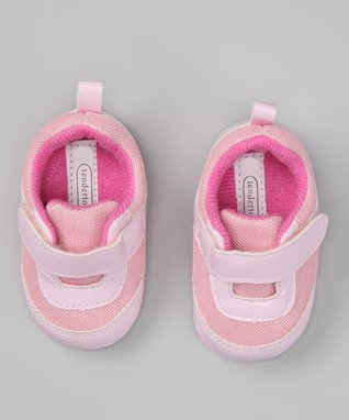 Pink Strap Sneaker