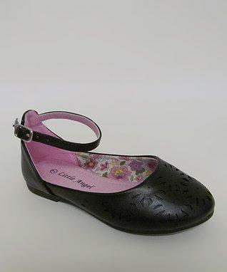 Red Maddy Cutout Shoe