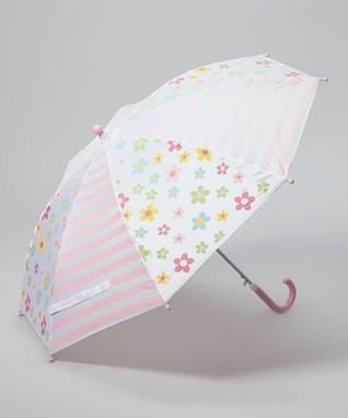 Foxfire Pink Posies Umbrella