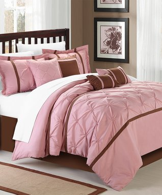 Rose Vermont Comforter Set