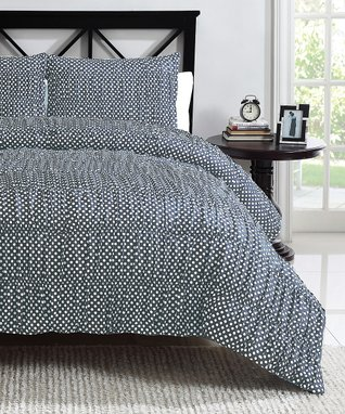 Brown Janson Comforter Set