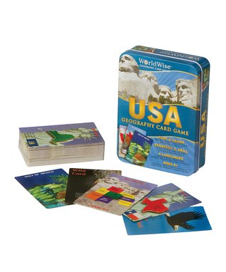 GeoToys American History Go Fish Game