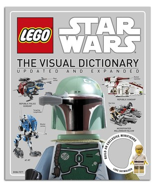 LEGO Star Wars Visual Dictionary Hardcover