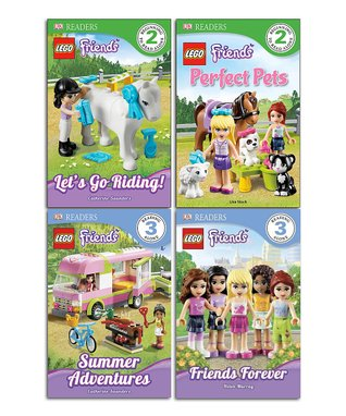 LEGO Friends Reader Paperback Set