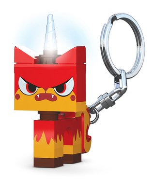 LEGO Movie Unikitty LED Key Chain
