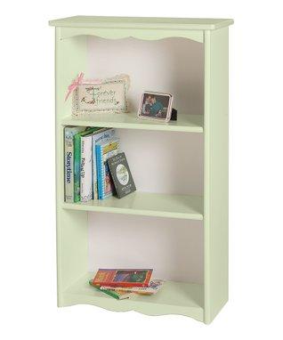 Lavender Bookcase
