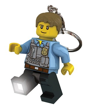 LEGO Chase McCain Key Chain Light