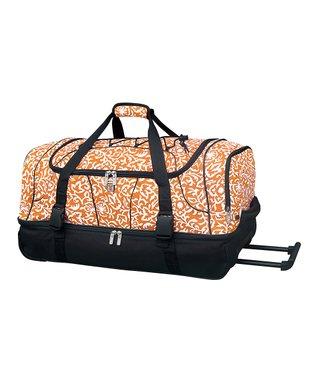 Sunny Escape: Travel Luggage