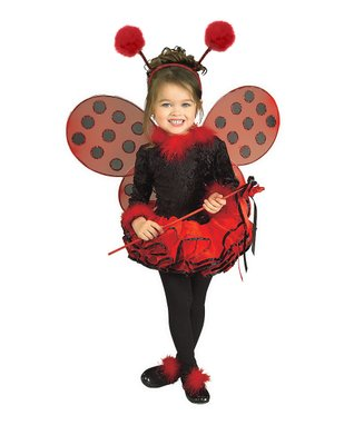 Ladybug Dress-Up Outfit - Toddler & Girls