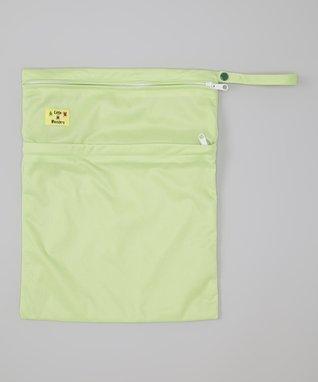 Little Monsters Black Koi Wet Bag