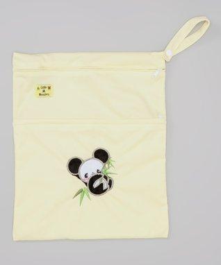 Little Monsters Banana Koala Wet Bag