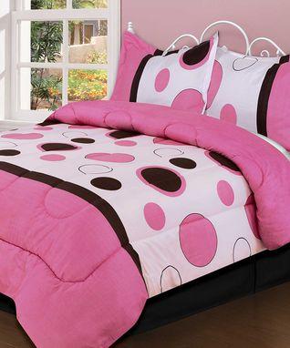 Concentric Comforter Set
