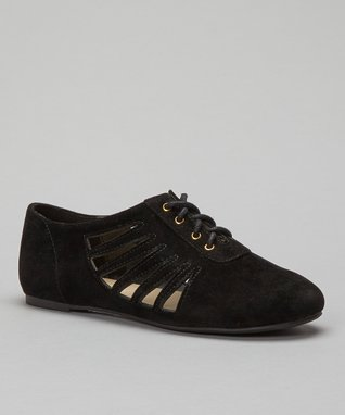 Chestnut Maddy Cutout Shoe