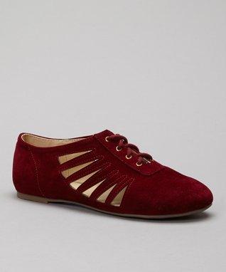 Taupe Maddy Cutout Shoe