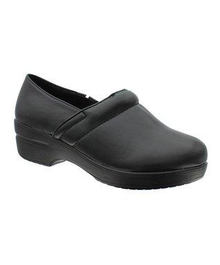 Black Matte Rochele Clog