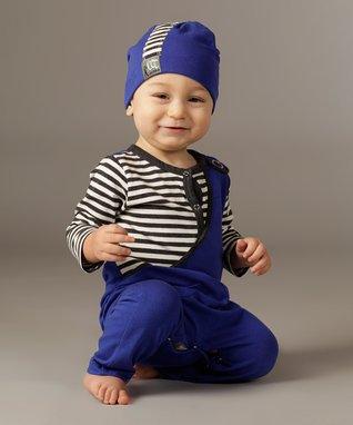 Sapphire Mason Playsuit - Infant