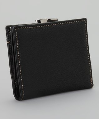 Mundi Black Left Bank Wallet