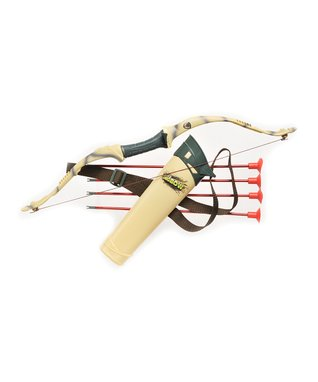 Lanard Longbow & Arrow Huntsman Tracker Set