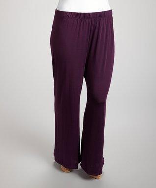 Royal Plus-Size Pants