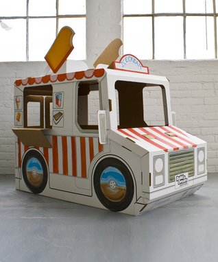 Cardboard Creations: Play Sets & Toys