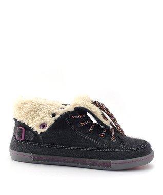 TigerBear Republik Gray Flannel Speakeasy Hi-Top Sneaker