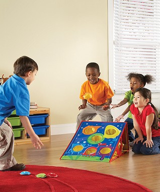 Playing Outside: Educational Toys