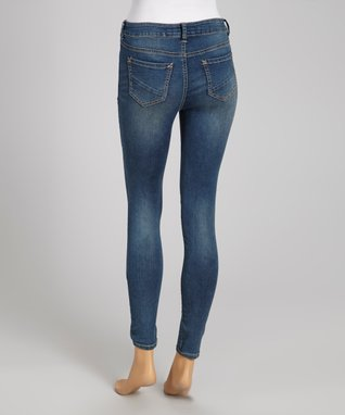 Wallflower Clothing Company Britney Skinny Jewel Jeans