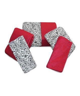 Gray Keasby Oversize Comforter Set