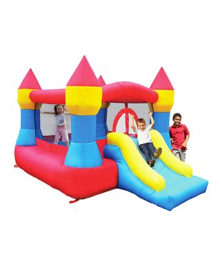KidWise Slide Castle Bounce House