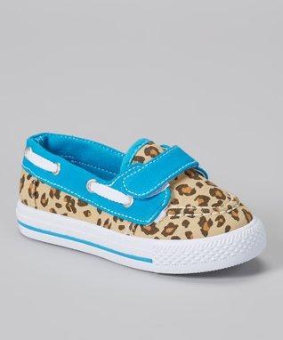 Chatties Light Pink & Black Zebra Hi-Top Sneaker