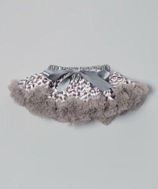 Light Pink Status Ruffle Diaper Cover - Infant