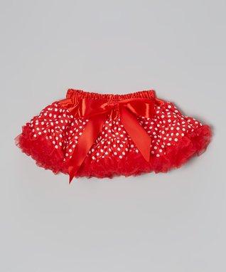 Dark Red Sequin Tutu - Toddler & Girls
