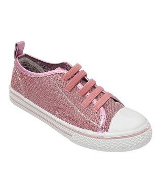 Yokids Pink Aron Slip-On Sneaker