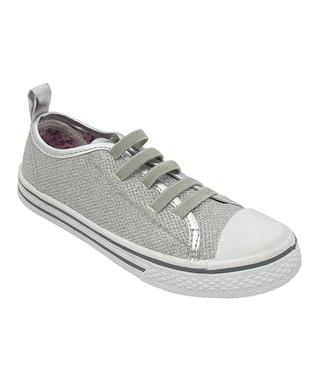 Ameta Corporation Blue Adjustable Hi-Top Sneaker