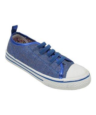 Yokids Silver Aron Slip-On Sneaker