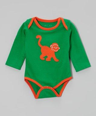 Sckoon Organics Blue Smiley Organic Pants - Infant