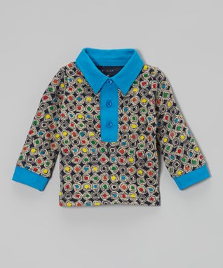My O Baby Pink Heart Patch Organic Cardigan - Infant