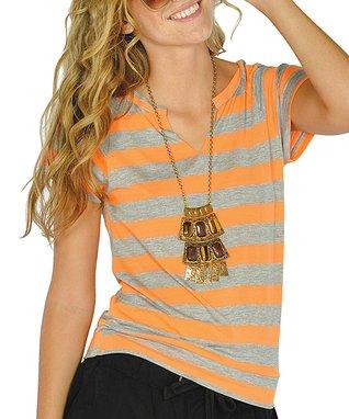 Lime Tie-Dye Fringe Sidetail Dress