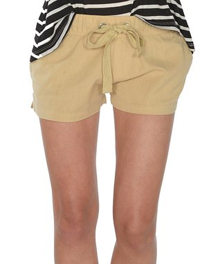 Natural Desert Oasis Shorts