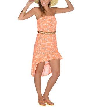 Fuchsia Rainbow Board Shorts