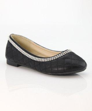 Black Leopard Sandal